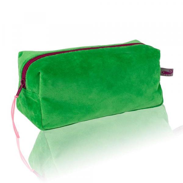 FARBENFREUNDE - Habo - 2048 - Waschbeutel klein - grün