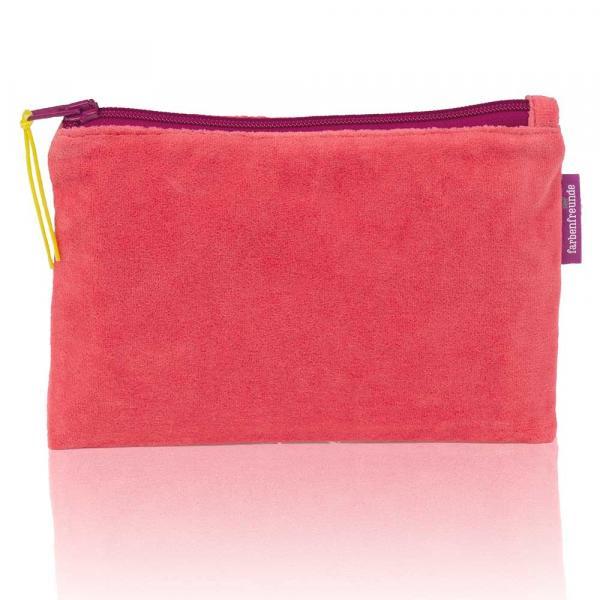 Kleine schmucke Tasche von Farbenfreunde in der Farbe Rot