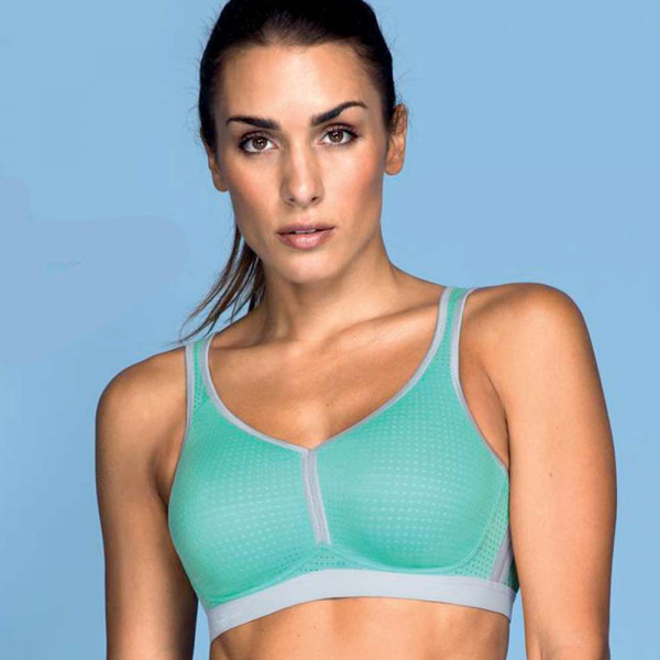 Anita Sport-BH Performance in Farbe Mint am Modell