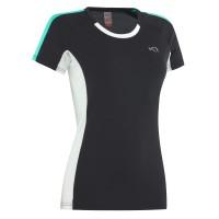 KARI TRAA - Kristin - T-Shirt - schwarz