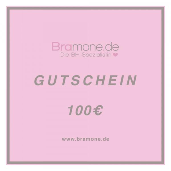 Bramone Geschenkgutschein: Wert 100€