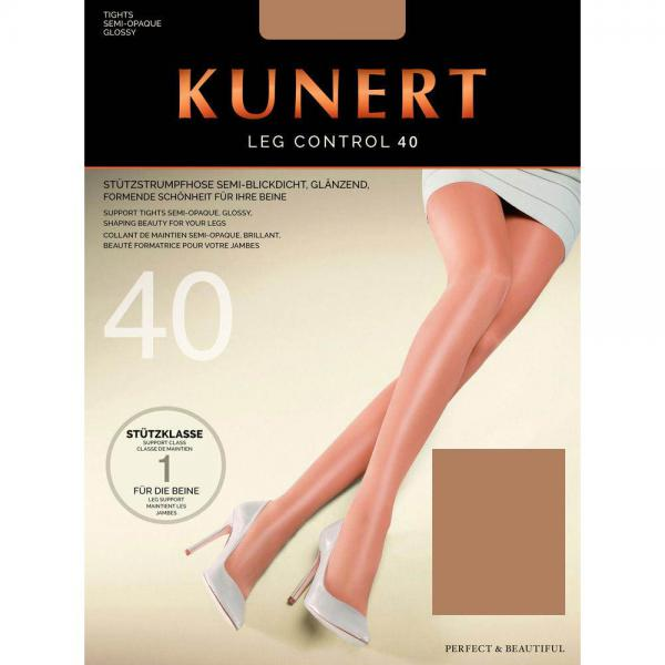 KUNERT - Leg Control 40 - Shaping-Strumpfhose - Cashmere