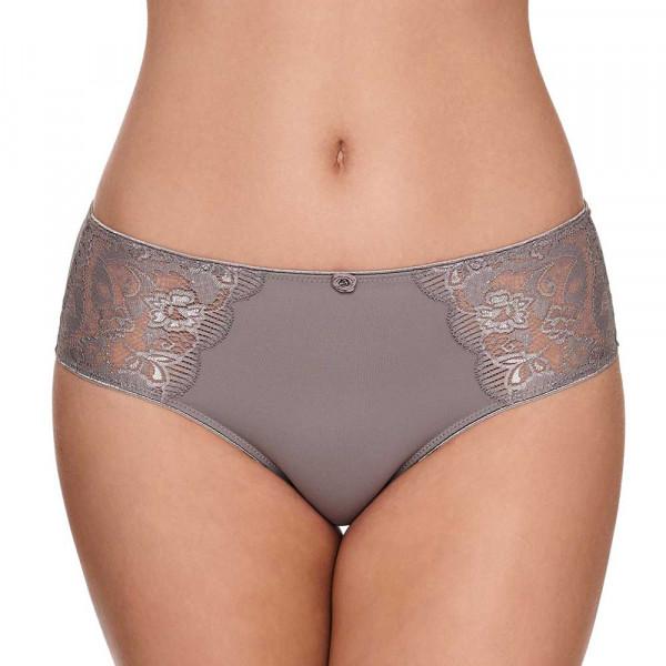 Susa Slip Modell Latina in Farbe grau am Modell