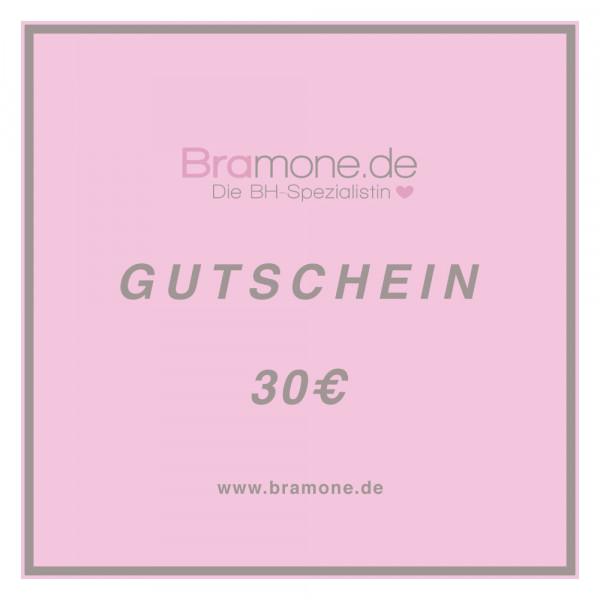 Bramone Geschenkgutschein: Wert 30€