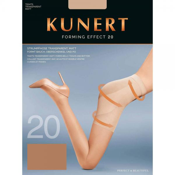 Kunert Shaping-Feinstrumpfhose Modell Forming Effect 20 in Farbe cashmere
