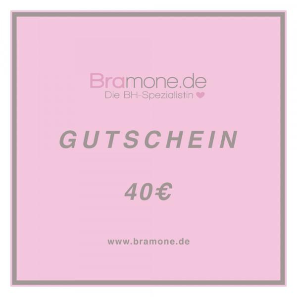 Bramone Geschenkgutschein: Wert 40€
