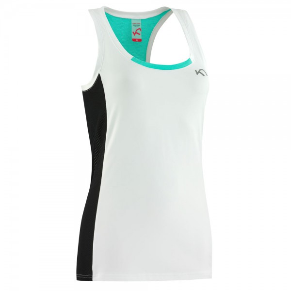Kari Traa Laufsinglet Modell Kristin in Farbe weiß
