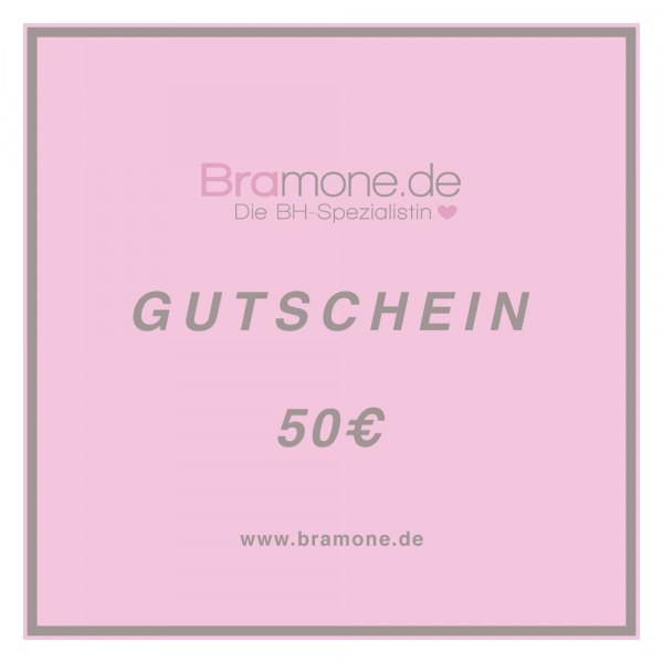 Bramone Geschenkgutschein: Wert 50€