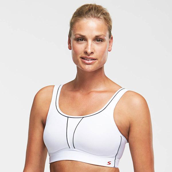 Swegmark Sport-BH Movement in Farbe weiß - Testsieger in vielen Tests