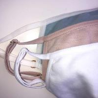 ROSME - 3er-Pack- verstellbare Mund-und Nasenmasken - 000105 - Gemischt