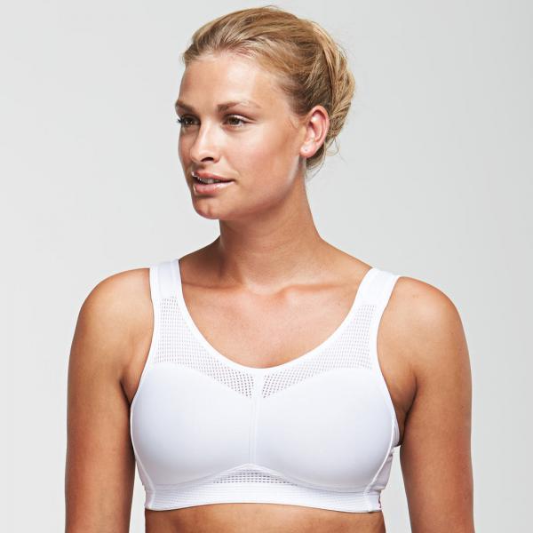 Swegmark Sport-BH Activate in Farbe weiß